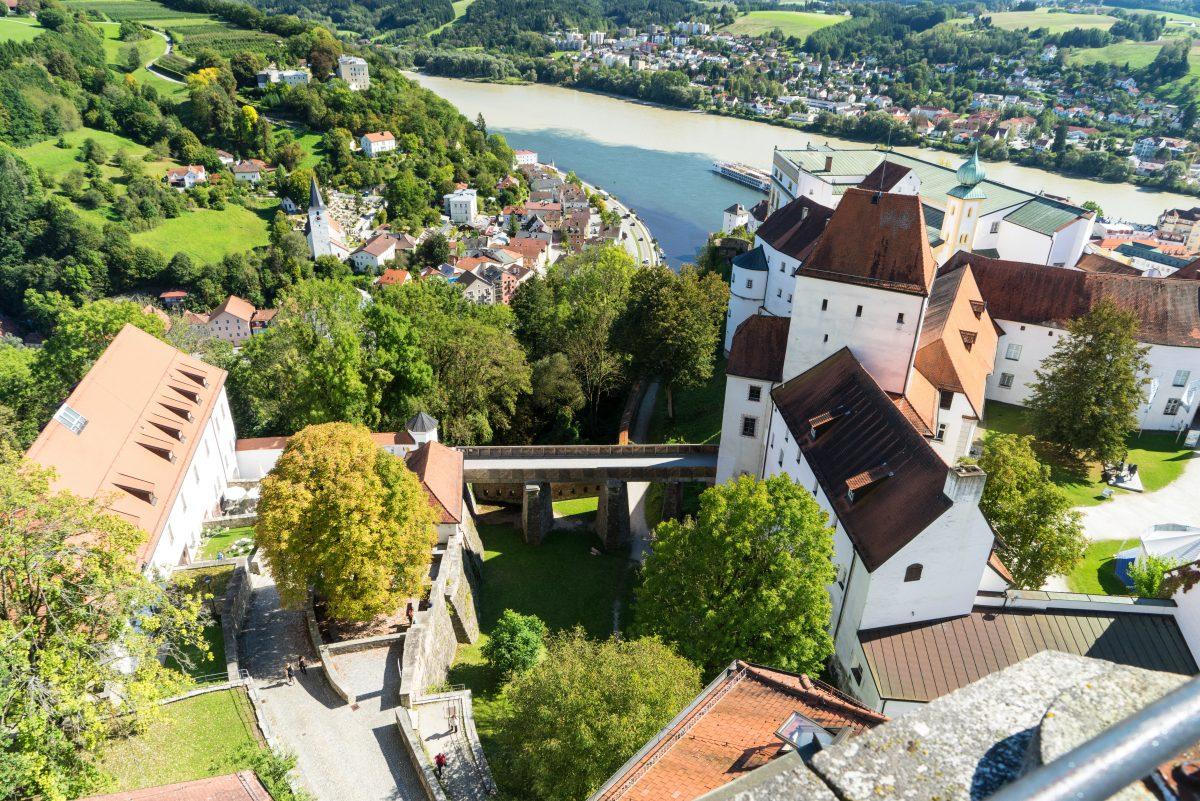 Passau Veste Oberhaus